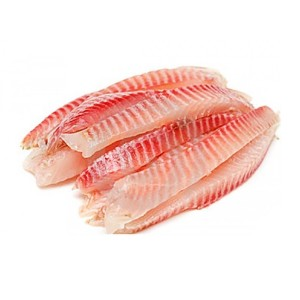 Indian Salmon Fish Fillet / Rawas Fish Fillet